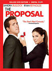 The Proposal (DVD, 2009, 2-Disc Set, Deluxe Edition Includes Digital Copy)