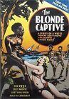 The Blonde Captive (DVD, 2010)