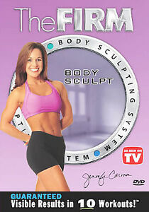 The-Firm-BODY-SCULPT-2003-DVD-NEW-SEALED