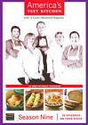 Americas Test Kitchen - Season 9 (DVD, 2009, 4-Disc Set)