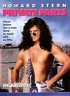 Private Parts (DVD, 1998, Widescreen)