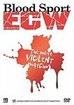 WWE-Blood-Sport-ECW-039-s-Most-Violent-Matches-DVD-Bloodsport-LIKE-NEW-FREE-SHIPPING