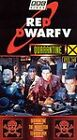Red Dwarf (1988 TV series) VHS Tapes