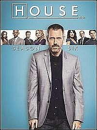 house-md-season-6-NEW-SEALED-DVD-Quick-Post-UK-STOCK-Trusted-seller