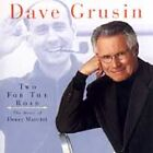 Two for the Road: The Music of Henry Mancini by Dave Grusin (CD, Apr-1997, GRP (USA))