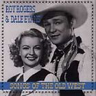 Songs of the Old West by Roy Rogers & Dale Evans (Country) (CD, Sep-1998, Universal Special Products)