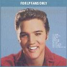 For LP Fans Only by Elvis Presley (CD, May-1989, RCA)