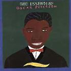 The Essential Oscar Peterson: The Swinger by Oscar Peterson (CD, Oct-1992, Verve)