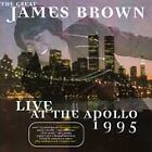 Live at the Apollo 1995 by James Brown (Godfather of Soul) (CD, Jul-1995, Scotti Brothers)