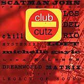 Clubcutz-America-by-Various-Artists-CD-Aug-1995-RCA-Scatman-John-Los-Del-Rio