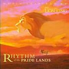 Lion King: Rhythm of the Pride Lands by Disney (CD, Feb-1995, Walt Disney) : Disney (CD, 1995)