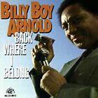Billy Boy Arnold - Back Where I Belong (1993)