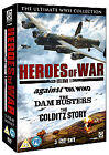 Heroes Of War Collection Vol.1 (DVD, 2010, 3-Disc Set)