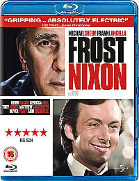 Frost/Nixon (Blu-ray, 2009); BRAND NEW, FACTORY SEALED