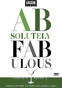 Absolutely-Fabulous-The-2nd-Season-DVD-2001-Disc-Only