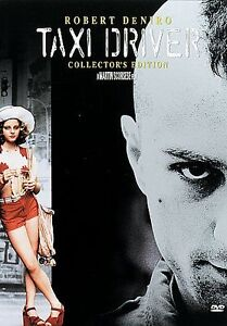 Taxi Driver (DVD, 1999, Collector's Edition) NEW