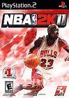NBA 2K11 (Sony PlayStation 2, 2010)