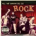 Compilation Rock Musik-CD 's vom Bear Family Records-Label