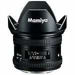 Mamiya AF 35 mm   F/3.5  Lens For Mamiya