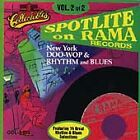 Spotlite on Rama Records, Vol. 2 by Various Artists (CD, Mar-2006, 2 Discs, Collectables)