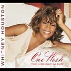 One Wish: The Holiday Album by Whitney Houston (CD, Nov-2003, Arista) : Whitney Houston (CD, 2003)