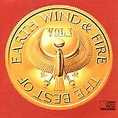 EARTH-WIND-FIRE-Best-of-Volume-1-CD-Non-remastered-Original-Issue