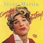 Comedy Is Not Pretty! by Steve Martin (CD, Aug-2008, Rhino Flashback (Label))