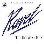 FREE US SHIP. on ANY 3+ CDs! ~Used,Good CD : Ravel: The Greatest Hits/Debussy