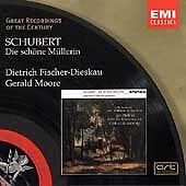 Great Recordings Of The Century - Schubert: Die Schone Mullerin / Fischer-Dieska
