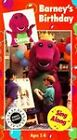 Barney - Barney's Birthday (VHS, 1992)