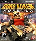 Duke Nukem Forever  (Sony Playstation 3, 2011) (2011)