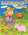 Bauernhof-Malbuch