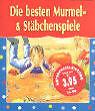 Die besten Murmel- & Stäbchenspiele von Alexandra Cavelius, Andreas Keller, Lena Wellnhofer