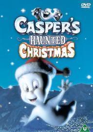 Casper's Haunted Christmas (DVD, 2000)