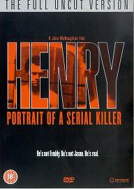 Henry  Portrait Of A Serial Killer  DVD - <span itemprop=availableAtOrFrom>Leven, United Kingdom</span> - Henry  Portrait Of A Serial Killer  DVD - Leven, United Kingdom