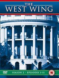 The-West-Wing-Season-2-Eps-1-11-3-Disc-Box-Set-DVD-TV-Series-Two-1-11-Drama