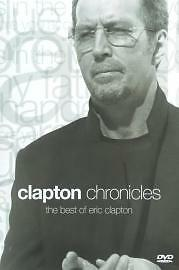 Eric Clapton  Chronicles  The Best Of DVD 1999  NEW AND SEALED - <span itemprop=availableAtOrFrom>london, London, United Kingdom</span> - Returns accepted Most purchases from business sellers are protected by the Consumer Contract Regulations 2013 which give you the right to cancel the purchase within 14 days after t - london, London, United Kingdom