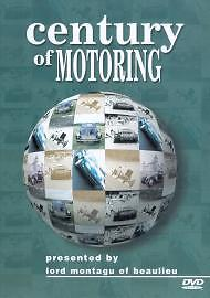 Century Of Motoring DVD 2002 - <span itemprop=availableAtOrFrom>Chichester, West Sussex, United Kingdom</span> - Century Of Motoring DVD 2002 - Chichester, West Sussex, United Kingdom