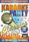 Karaoke Party Classics (DVD, 2000)