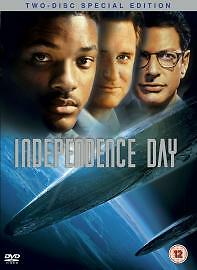 Independence Day 2Disc Special Edition DVD 1996 Acceptable DVD Will Smi - Bilston, United Kingdom - Independence Day 2Disc Special Edition DVD 1996 Acceptable DVD Will Smi - Bilston, United Kingdom