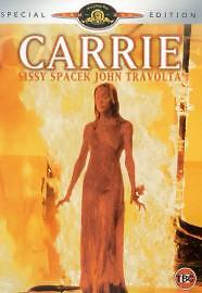 Carrie DVD 2001 - <span itemprop=availableAtOrFrom>Newbury, United Kingdom</span> - Carrie DVD 2001 - Newbury, United Kingdom