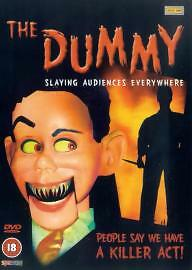 The Dummy DVD 2002 New and sealed - <span itemprop=availableAtOrFrom>Builth Wells, Powys, United Kingdom</span> - The Dummy DVD 2002 New and sealed - Builth Wells, Powys, United Kingdom