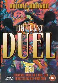 Double Dragon In Last Duel (DVD, 2002)