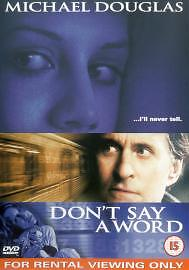 Don-039-t-Say-A-Word-DVD-2002