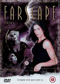 Farscape  Series 3 Vol4 DVD 2002 2Disc Set - <span itemprop=availableAtOrFrom>Taunton, Somerset, United Kingdom</span> - Farscape  Series 3 Vol4 DVD 2002 2Disc Set - Taunton, Somerset, United Kingdom