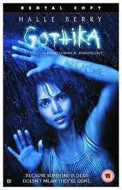 Gothika (DVD, 2004)Penelope Cruz, Halle Berry, Robert Downey, Jr. - Box P