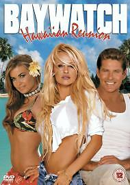 BAYWATCH-HAWAIIAN-REUNION-Pamela-Anderson-DVD-2003