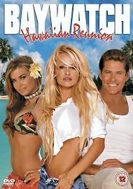 BAYWATCH-HAWAIIAN-REUNION-Pamela-Anderson-DVD-2003