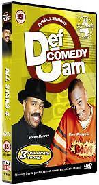 Def Comedy Jam - All Stars Vol. 4 (DVD, 2003)