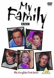 My-Family-Series-1-DVD-2004-Robert-Lindsay-cert-PG-FREE-Shipping-Save-s
